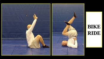 Gymnastics / Tumbling in PE - Stunts and Tricks