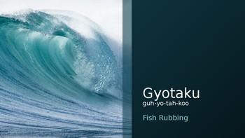 Gyotaku-Fish Rubbings, Basic Overview