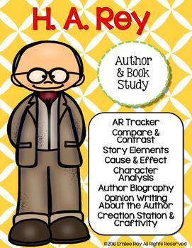 H. A. Rey Author & Book Study