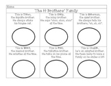 H Brothers Digraph Booklet and Mini Posters