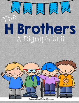 H Brothers Digraph Unit {wh, sh, th, ch}