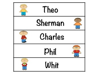 H Brothers Pocket Chart Sort (th, ch, sh, wh, and ph)