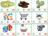 H Brothers Digraph Pack (Ch, Th, Sh, Wh)