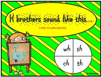 H Brothers Sorting Sounds