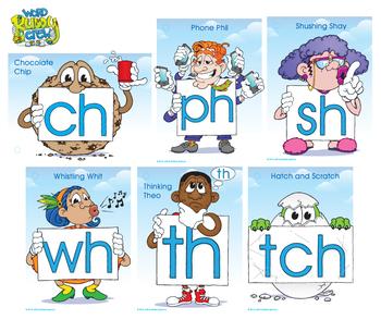 H Buddy Crew Card Pack (CH, PH, SH, TH, WH)
