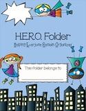 H.E.R.O. Folder - Parent/Teacher Communication Folder