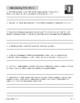 H.G. Wells: An Introduction Informational Texts, Activities Grades 8-10