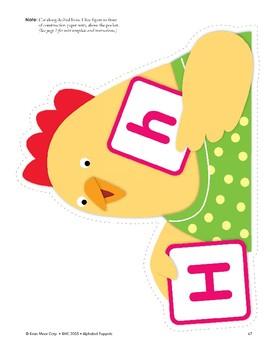 H: Hannah, the Hen