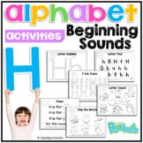 H Letter Activity Pack