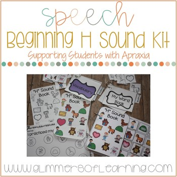 H Speech Packet for Apraxia