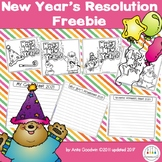 "H ""appy"" New Year writing resolutions"