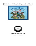 H is for Honor: A Military Family Alphabet Veteran's Day Common Core Unit