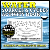 H2O: Sources, Cycles, and Conservation (Science Foundations series)