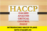 HACCP Plan Slideshow; 7 Principles & Write Your Own Plan;