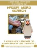HAGGAI WORD SEARCH