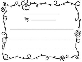 """HAIKU POETRY - A Simple """"Study-Practice-Publish"""" Writing Activity"""