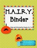 H.A.I.R.Y. Binder Starter Kit
