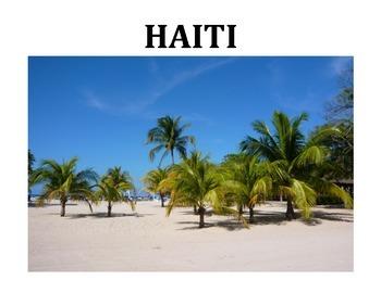 HAITI UNIT (GRADES 4 - 8)