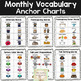 Monthly Vocabulary Word Wall: November