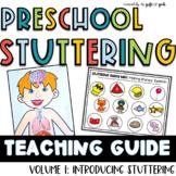 Stuttering Activities for Preschool   Preschool Stuttering