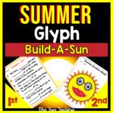 Summer Glyph | Summer Graphing Activities | Summer Math