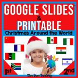 Christmas Around the World Digital AND Printable 1st 2nd BUNDLE