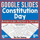 HALF OFF!  Constitution Day Activities with Google Slides