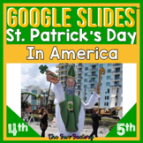 Digital St. Patrick's Day Activities | U.S. History St. Pa