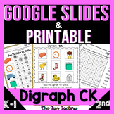 Digraphs Google ™ Classroom Distance Learning | CK Digraph