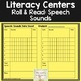 Speech Therapy Games: Roll and Read Speech Sounds