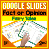 Fact and Opinion Digital Activities Fairy Tales  Google Sl