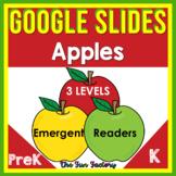 #falldealsprekto1 Google Slides™ Apple Emergent Readers an