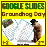 Digital Groundhog Day Activities with Google Slides™ for 2