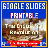 Industrial Revolution Activities  Digital AND Printable BUNDLE