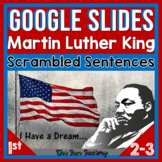 Martin Luther King Jr. Activities | Digital MLK Build a Se
