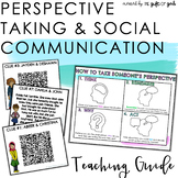 Perspective Taking Scenarios and Worksheets