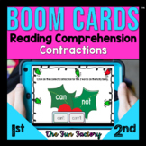 Reading Digital BOOM CARDS™ for Reading Comprehension and