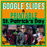 St. Patrick's Day in America Activities | Digital AND Prin