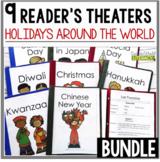 Holidays Around the World Reader's Theater Bundle