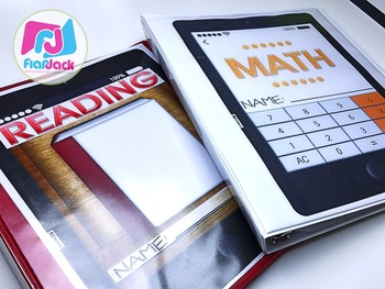 Editable Technology Classroom Decor Materials Pack