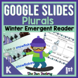 Winter Activities for Google Slides™ | Google Classroom™ W