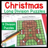 Christmas Division Activities For Long Division