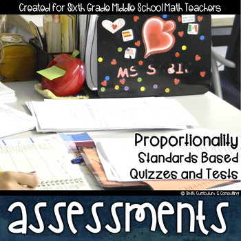 Proportionality Math Review Standards Based Assessments & Item Analysis