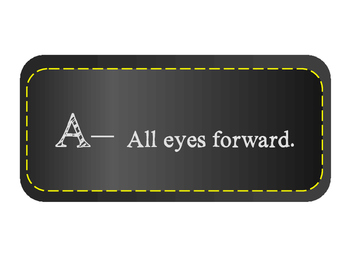HALL Acronym Management Sign