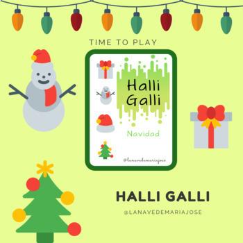HALLI GALLI- NAVIDAD/ CHRISTMAS