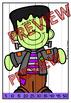 HALLOWEEN ACTIVITIES: HALLOWEEN SKIP COUNTING PUZZLES: HAL