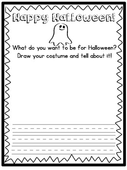 HALLOWEEN ACTIVITY PACK - FREEBIE