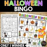 HALLOWEEN BINGO Game {25 Different Bingo Cards}