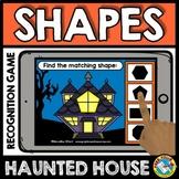 HALLOWEEN BOOM CARDS KINDERGARTEN ACTIVITY HAUNTED HOUSE 2