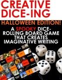 HALLOWEEN Creative Dice-ing: A Board Game for SPOOKY Imagi